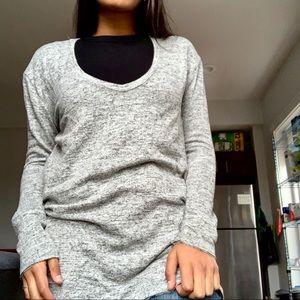 Gray BP Sweater